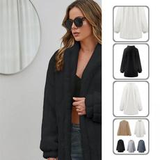 fluffycardigan, cardigan, plushovercoat, winter coat