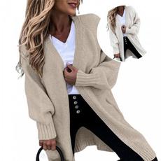cardigan, Outerwear, sweater coat, womencardigan