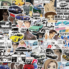 Car Sticker, Head, suitcasesticker, Cup