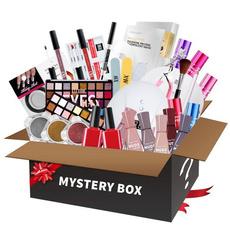 Box, Eye Shadow, Lipstick, Beauty