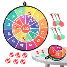 Outdoor, parentchildinteractivegame, Indoor, dartboard