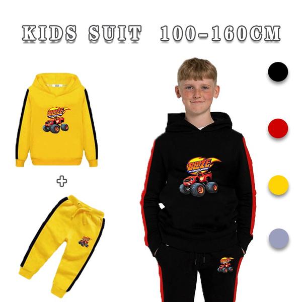 Boy, childrenshoodie, Winter, pants