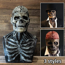 latex, masqueradehalloween, halloweenformask, skull