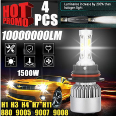 ledheadlamp, Outdoor, led, h7carheadlight