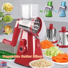 Steel, carrotslicer, Kitchen & Dining, vegetablecutter