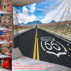 route66, Decor, Home Decor, Wooden