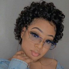 wig, Shorts, heatresistantwig, Hair Extensions & Wigs