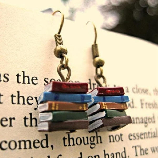 Fashion, Jewelry, bronzedropearring, Earring