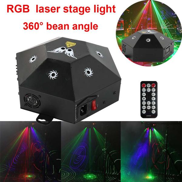 Dj, laserprojector, Christmas, Laser