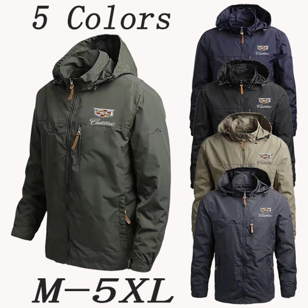 sportjacket, standupcollar, Waterproof, Long Sleeve