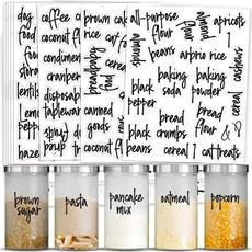 Kitchen & Dining, labelssticker, Waterproof, Home & Living