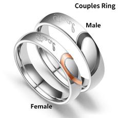 Steel, Fashion, 925 sterling silver, 925 silver rings