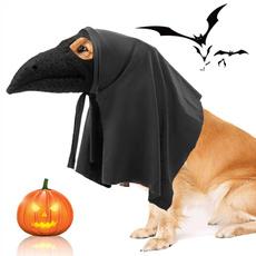 Medium, petcloakset, birdbeakmask, Halloween