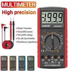 lcdcolorscreendisplay, automeasuremultimeter, portablemultimeter, digitalcapacitancemeter