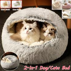 cathouse, catwarmbed, Winter, dog houses