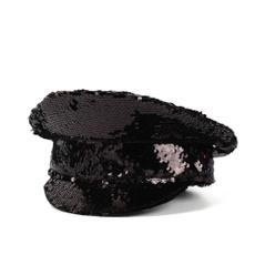 captainhat, bridalhat, sequin hats, Jewelry