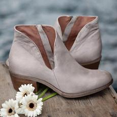 Fashion, Ankle, Ladies, Women's Fashion
