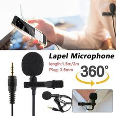 Mini, Microphone, Mobile, tiecollarmicrophone
