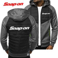 jacketshoodie, Casual Jackets, slim, Long Sleeve