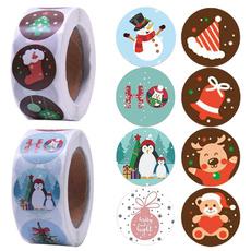 Box, candybagsticker, Christmas, Food