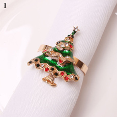Home & Kitchen, christmasnapkinring, Jewelry, Home & Living