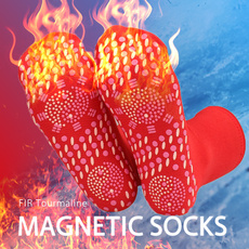 antifatigue, magnetictherapy, heatedsock, Socks