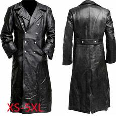 Fashion, trenchcoatformen, Classics, gothic clothing
