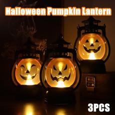 led, pumpkinlamp, lampeled, Horror