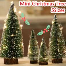 Mini, tabletopdecoration, smallpinetree, decoration