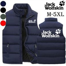 Vest, Plus Size, Winter, winter coat