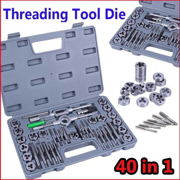 Steel, metricdieset, threaddie, threadingtool