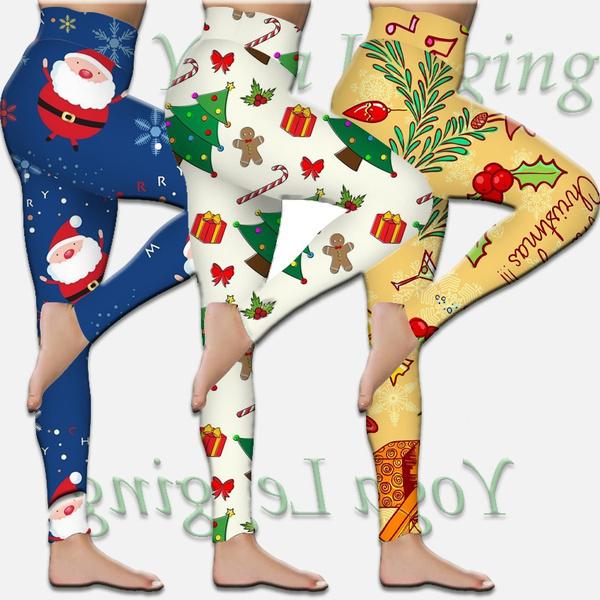 Camouflage Leggings, Leggings, trousers, Yoga