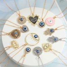 Fashion, necklace for women, Choker, Evil