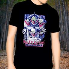 Fashion, theklown, Cotton T Shirt, killerklownsfromouterspace