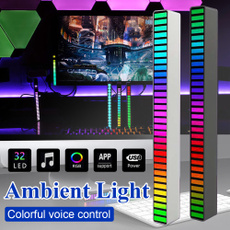 led, Colorful, lights, rhythmmachine