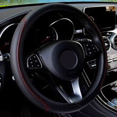 leather, Cars, steeringwheelcoverleather, Cover