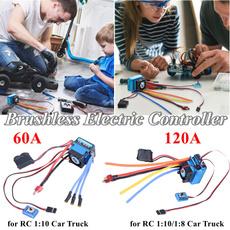 speedcontroller, brushlesselectricspeedcontroller, Electric, rccar