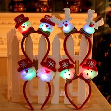 snowman, Head, led, Decoración de hogar
