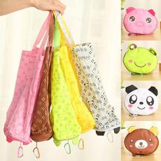 Foldable, Totes, cute, storagehandbag
