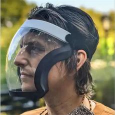 faceshiled, transparentmask, Fashion, Cycling