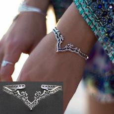 Antique, Charm Bracelet, Fashion, Jewelry