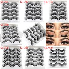 Eyelashes, minklashe, Fashion, eye