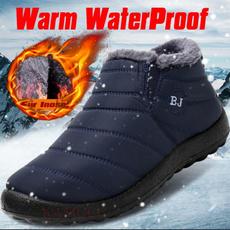 casual shoes, cottonshoe, Plus Size, Winter