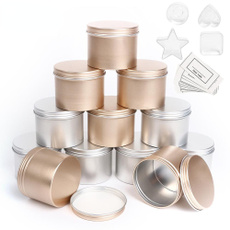 Box, Container, Beauty, Jars