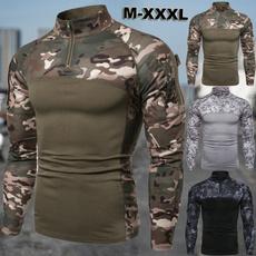 Outdoor, Combat, Fitness, Long Sleeve