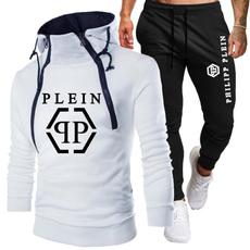 Fashion, Hoodies, Sleeve, men clothing