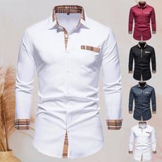 Clothing & Accessories, formal shirt, Dress Shirt, Sleeve