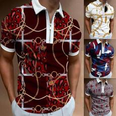Fashion, Short Sleeve T-Shirt, Polo Shirts, Sleeve