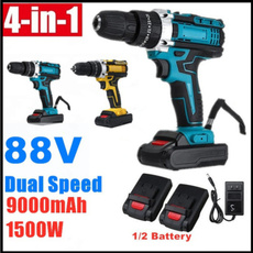 electricwrench, impactwrench, Battery, electrichammer