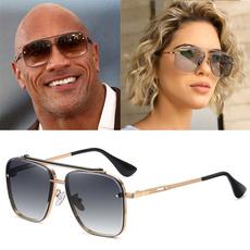 Metal Aviator Sunglasses, Fashion, UV400 Sunglasses, squaresunglassesforwomen